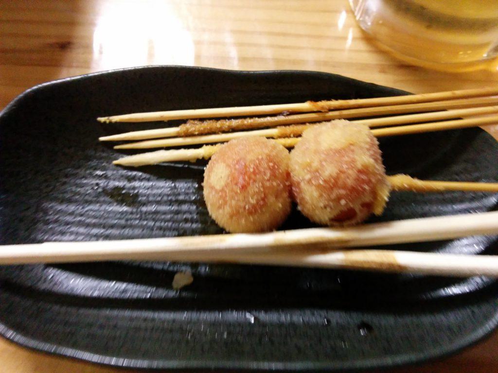 串かつ庄屋 トマト串