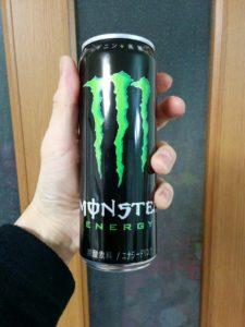 MONSTER ENERGY(緑) エナジードリンク